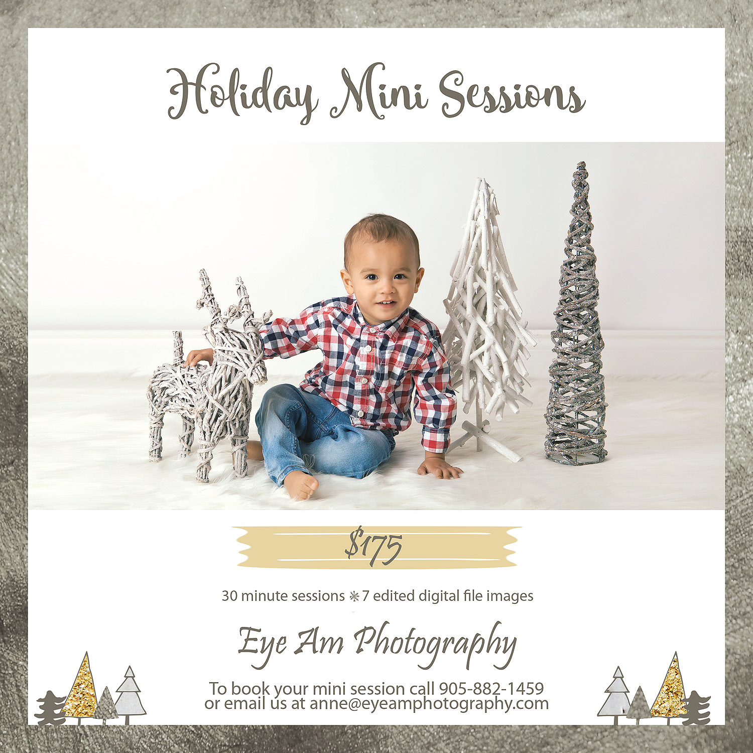 York Region baby photographer